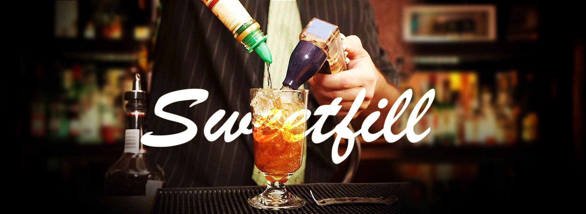 Cocktails sweetfill