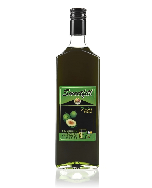 Feijoa syrup