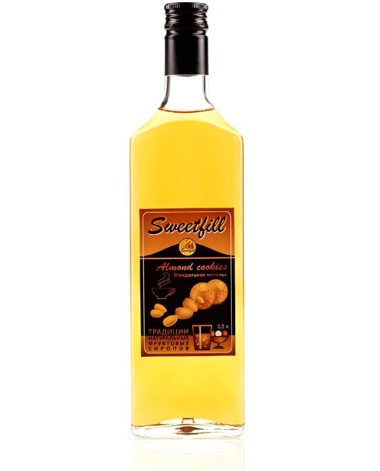 Macaroon syrup