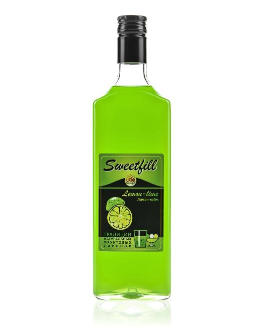 Lemon-lime syrup