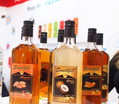 Pir Expo 2017 in Moscow and syrups Sweetfill